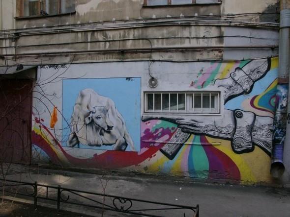 Граффити Петербурга. Изображение № 10.