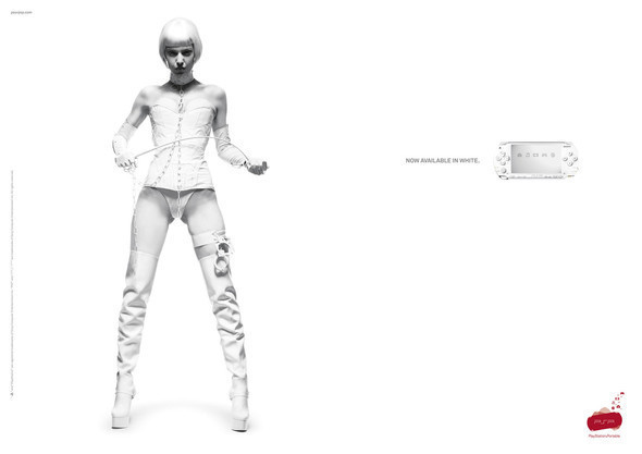 Рекламные плакаты Sony PSPи Sony Playstation 1, 2, 3. Изображение № 5.