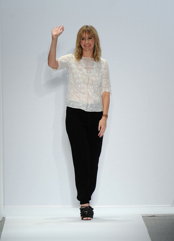 New York Fashion Week Spring 2012: День второй. Изображение № 52.