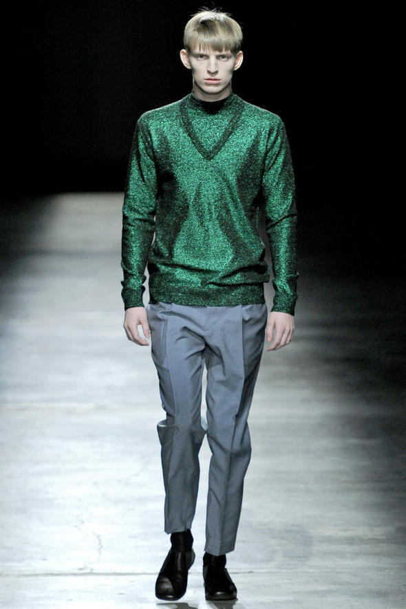 Изображение 42. Milan Fashion Week. Часть 1.. Изображение № 58.