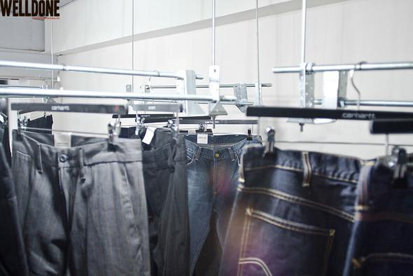 """Новый магазин одежды """"Welldone"""" в FLACON'е. Изображение № 6."""