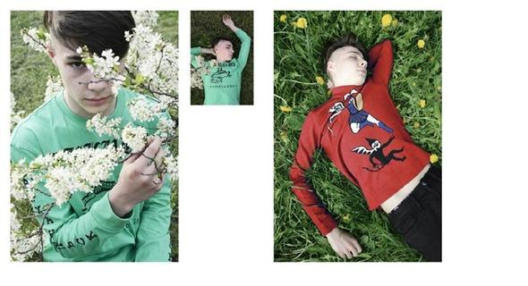 Лукбук: Gosha Rubchinskiy FW 2012. Изображение № 6.