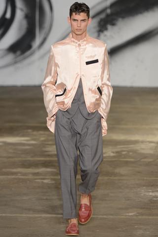 Неделя мужской моды в Париже: День 4. Изображение № 39.