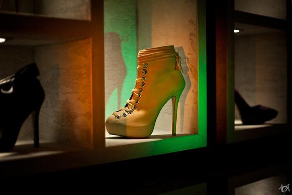 В Латвийской столице открылся бутик-ателье итальянской марки Del Gardi. Изображение № 2.