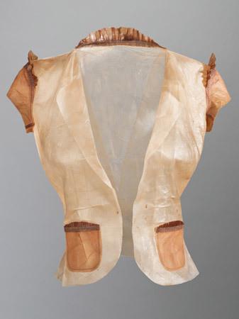 Пиджак BioCouture, сделанный для выставки в Музее Науки в Лондоне. Изображение № 39.