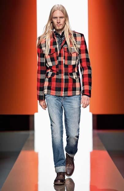Новости ЦУМа: Коллекция мужской одежды Boss Orange осень-зима 2012-13. Изображение № 7.