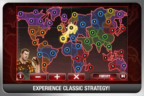 Игра от Gorillaz и войны будущего для iPhone iPod touch. Изображение № 3.