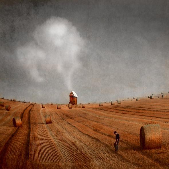 Загадочно-прекрасный мир болгарской фотохудожницы Магдалены Ванли. Изображение № 8.