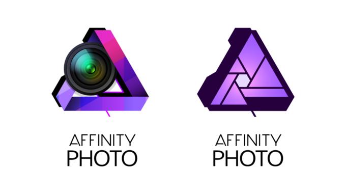 Старая и новая иконка Affinity Photo. Изображение № 3.