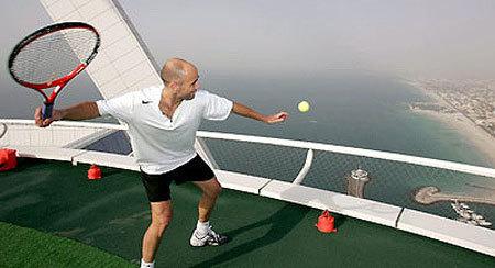 Высокий теннис. Изображение № 6.