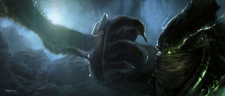 Best ARTWORKS of StarCraft II. Изображение № 7.