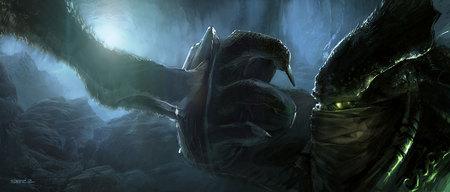 Best ARTWORKS of StarCraftII. Изображение № 7.