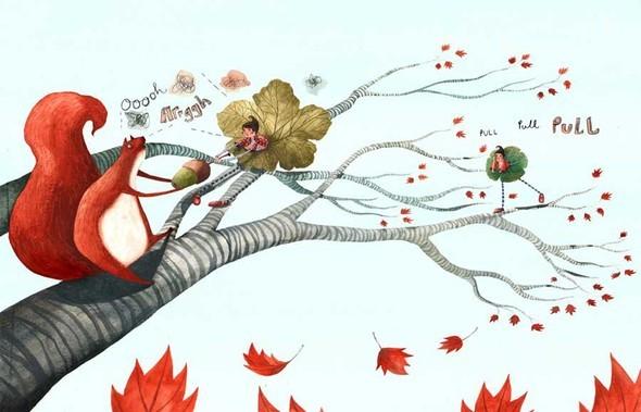 Иллюстратор Holly Clifton-Brown. Изображение № 7.