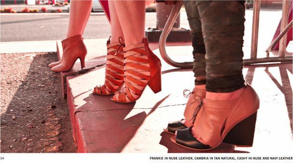 Лукбуки: Celine, Jeffrey Campbell и Nutsa Modebadze. Изображение № 49.