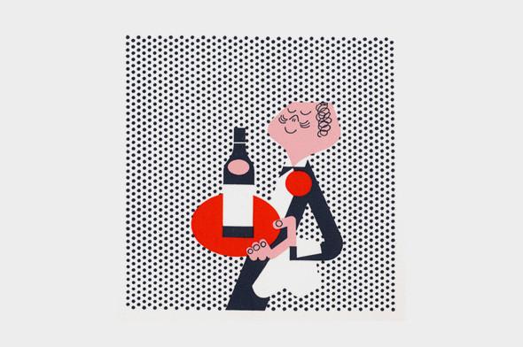 Paul Rand — дизайнер логотипов. Изображение № 24.