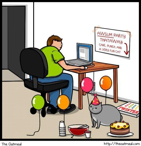 Cat vs. Internet. Изображение № 14.
