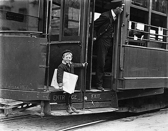 Эксплуатации детского труда в Америке (1910 год).И эмигранты США. Изображение № 35.