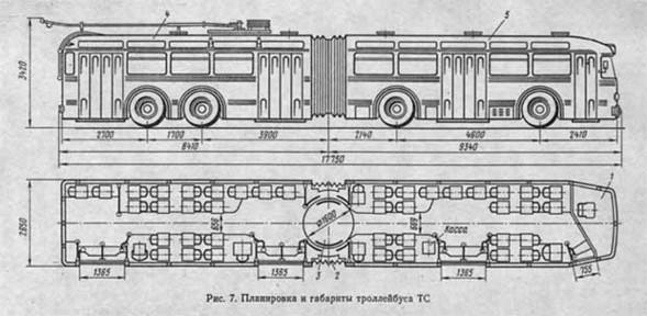 Первые троллейбусы. Изображение № 16.
