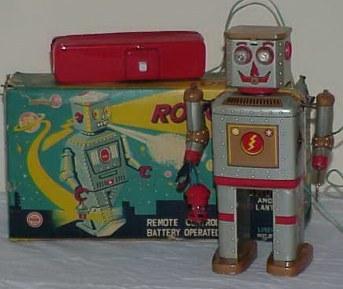 Ретро роботы. Изображение № 4.