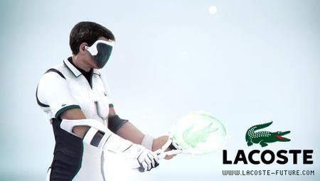 Будущее тенниса, каквидят еговLacoste. Изображение № 1.