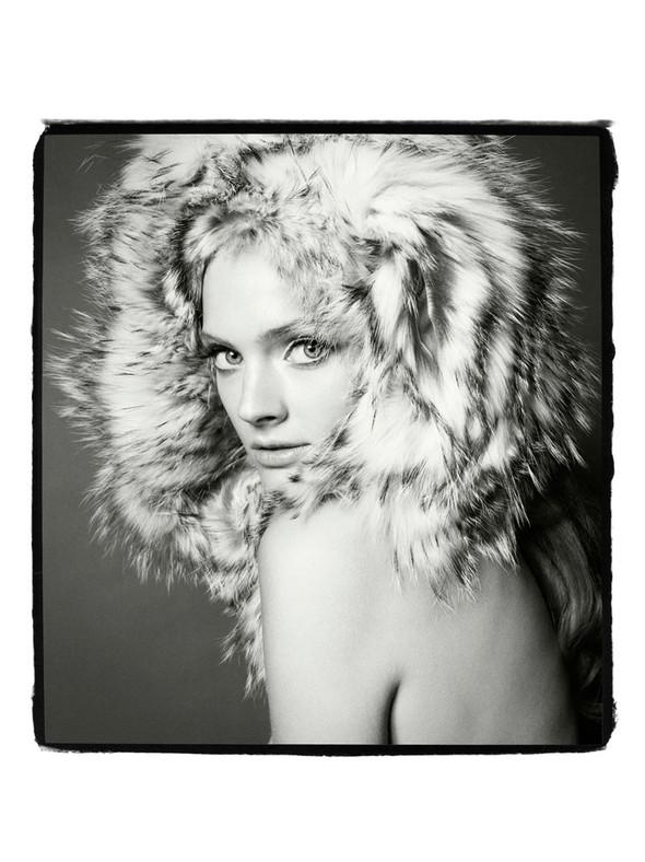 Съёмка: Констанс Яблонски для Vogue. Изображение № 3.