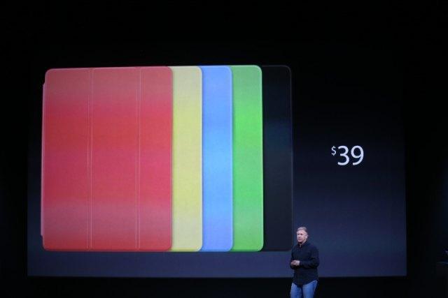 Трансляция: Apple представляет новые iPad и другие продукты. Изображение № 6.