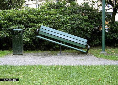 Скамейка – такпросто?. Изображение № 12.