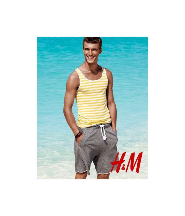Изображение 10. Рекламные кампании: Topman, Holt Renfrew и H&M.. Изображение № 10.