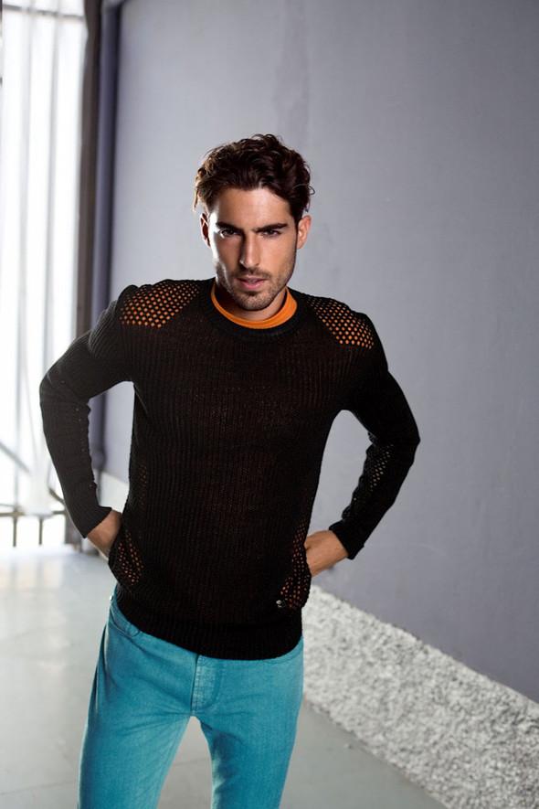 Мужские лукбуки: Rad Hourani, Versace и другие. Изображение № 29.