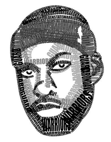 Портреты в типографике. Изображение № 8.