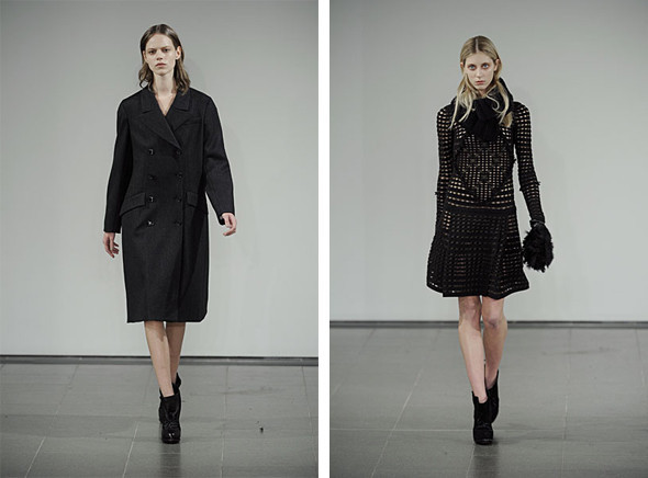London Fashion Week AW 10: День четвертый. Изображение № 30.
