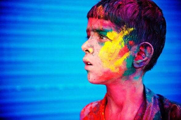 Торжество цвета. Poras Chaudhary. Изображение № 22.