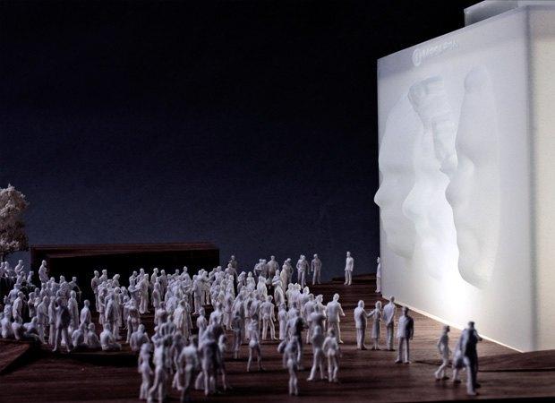 Создатель павильонов Coca-Cola и «МегаФона» о связи рекламы и архитектуры. Изображение № 2.