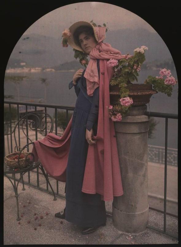 Автохром Люмьер – цветные фотографии начала XX века. Изображение № 9.
