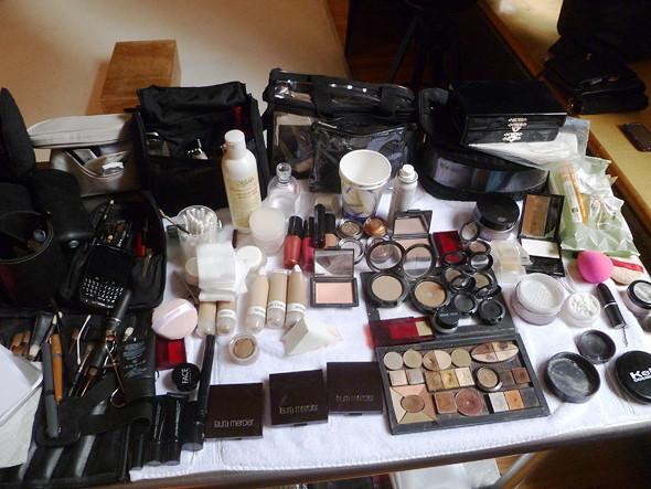 Процесс съемки для Vanity Fair. Изображение № 25.