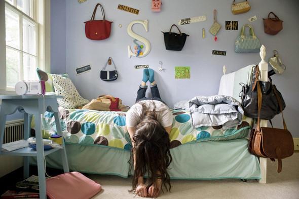 """Изображение 15. """"Девушки и их комнаты"""".. Изображение № 15."""