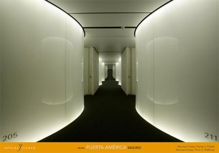 Hotel Puerta America Madrid. Изображение № 4.