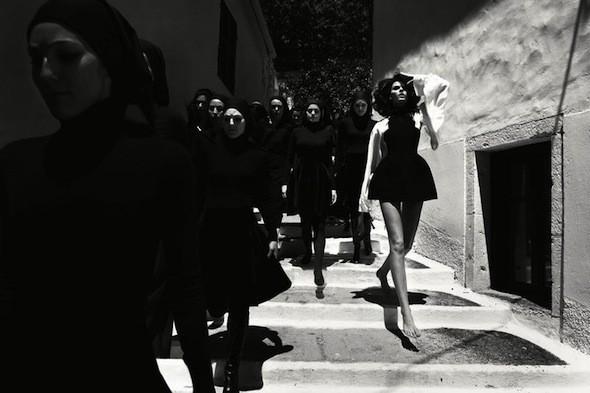 5 новых съемок: Love, T, Vogue и Wallpaper. Изображение № 34.