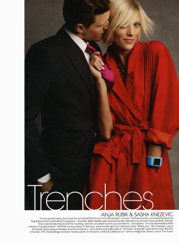 Изображение 93. Съемки: Harper's Bazaar, Industrie, Vogue и другие.. Изображение № 115.