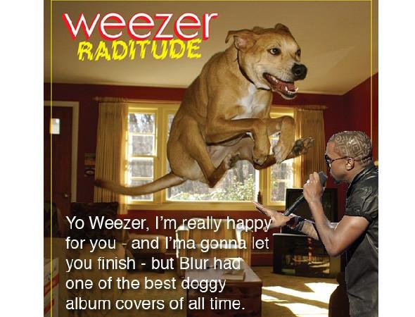 Журнал Spin Magсошел сума вместе сгруппой Weezer. Изображение № 20.