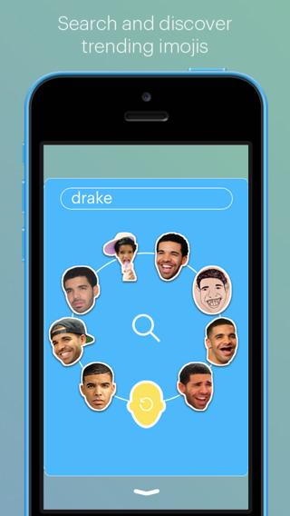 Приложение Imoji превратит ваши селфи в стикеры. Изображение № 2.