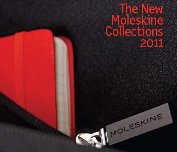 Изображение 18. Встречайте: три новые коллекции Moleskine!.. Изображение № 1.