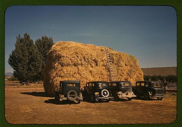 America 1930-1940 in colour. Изображение № 9.