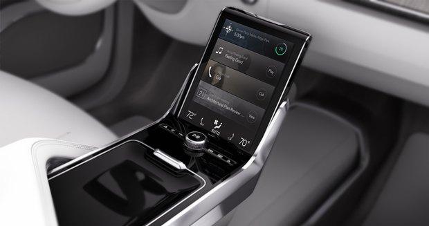 В Volvo разработали салон машины на автопилоте. Изображение № 4.
