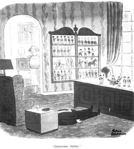 10 иллюстраторов журнала New Yorker. Изображение №12.