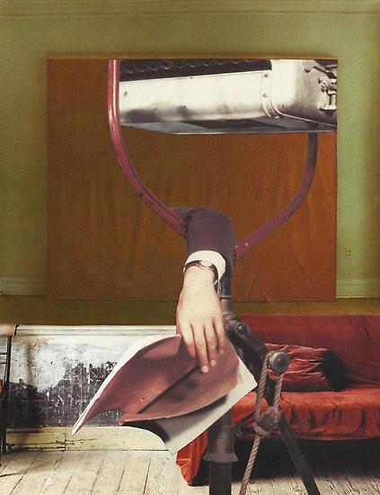 Клей, ножницы, бумага: 10 современных художников-коллажистов. Изображение № 1.