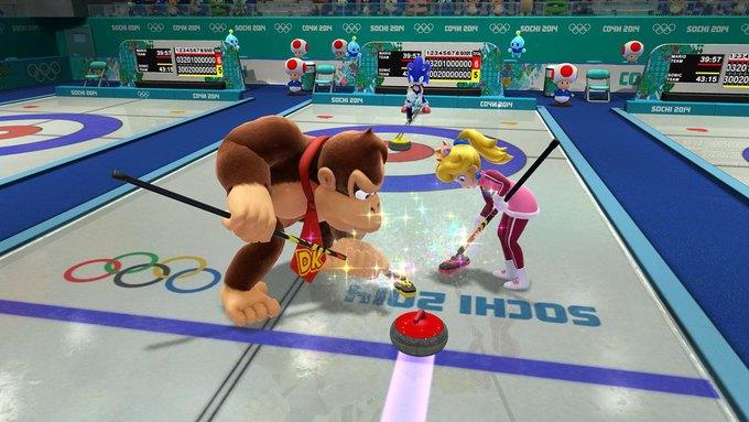 В видеоигре о Сочи-2014 появятся Марио и Соник. Изображение № 1.