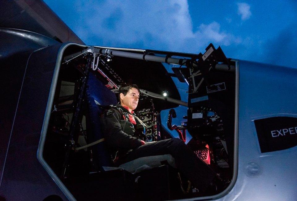 Первый самолёт  на солнечной энергии,  который долетит  на край света. Изображение № 27.