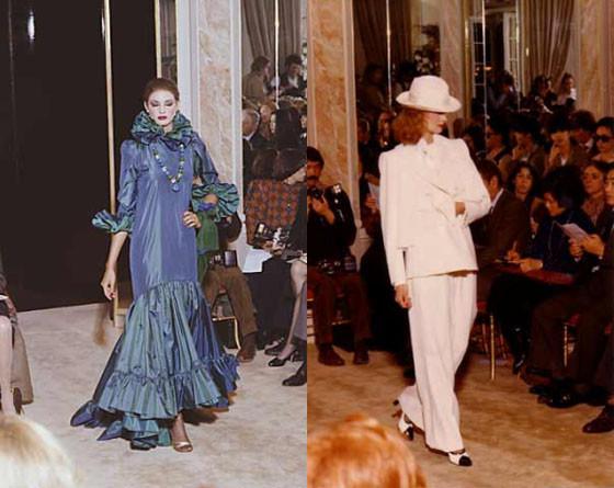 Архив: коллекции Yves Saint Laurent 1962-1999. Изображение № 15.