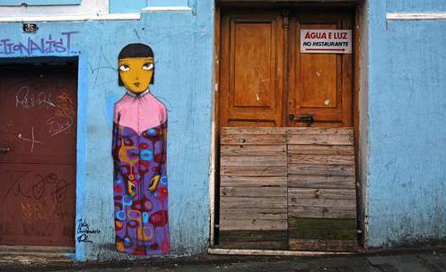 Стены Рио-де-Жанейро. Изображение № 45.